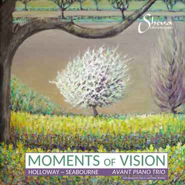 Sheva CD: Moments of Vision